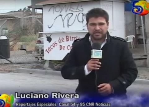 Asesinan a periodista en Playas de Rosarito