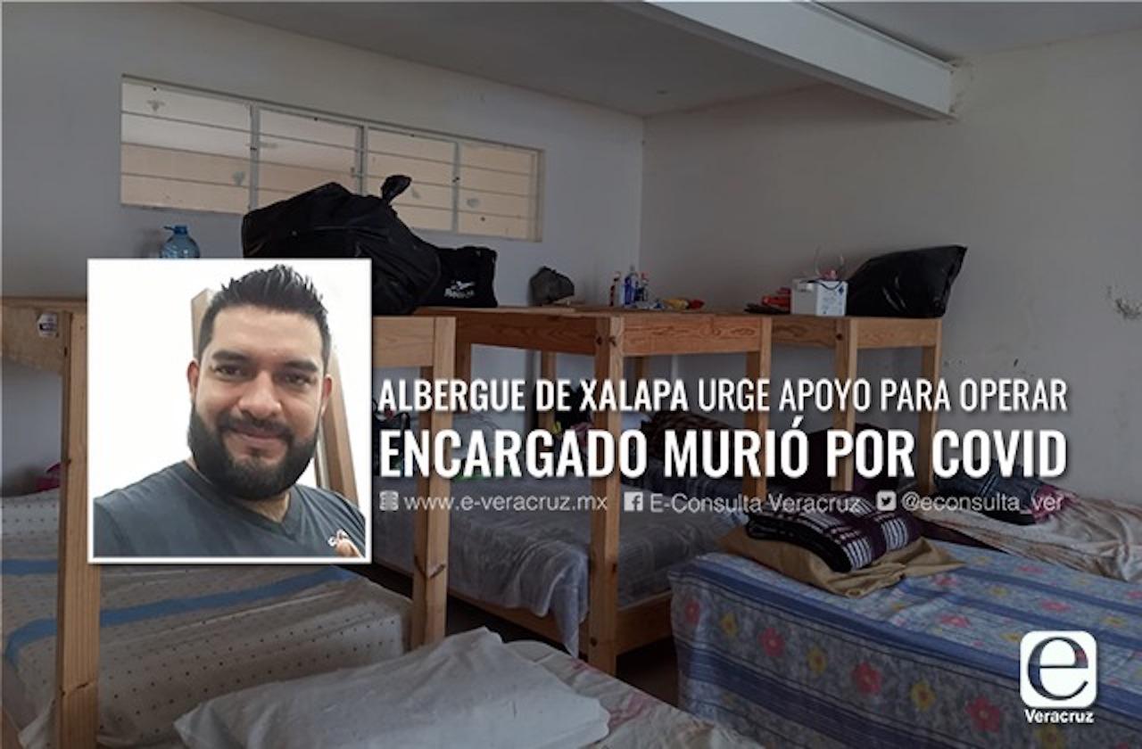 Luis, fundador de albergue para pacientes con cáncer, murió por covid