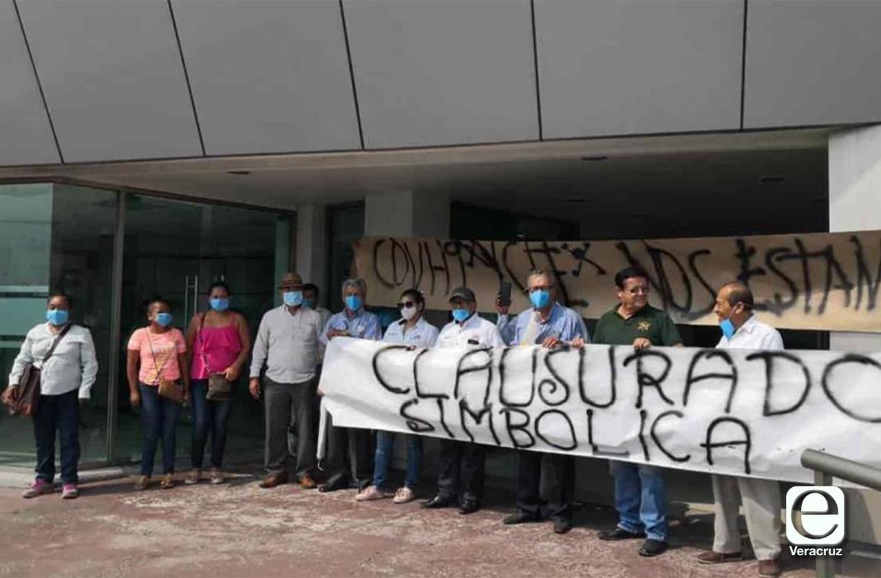 Piden condonación de luz en Veracruz por contingencia sanitaria