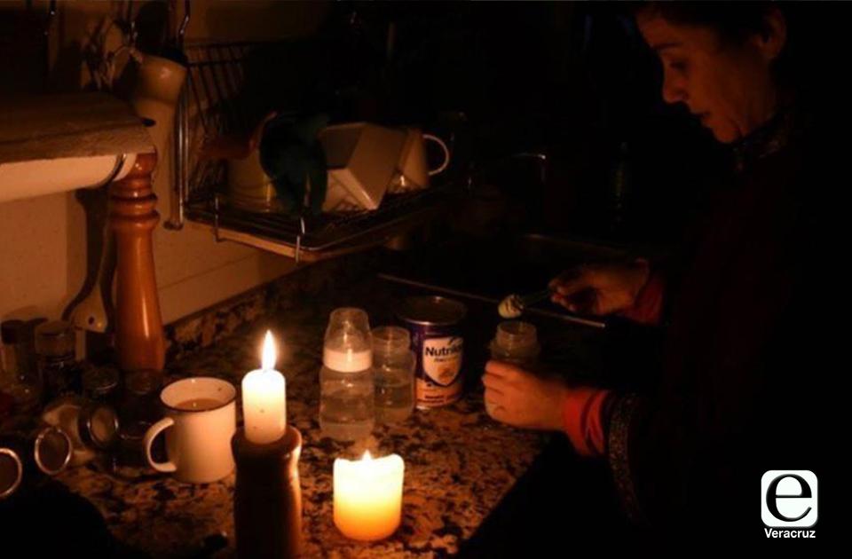 Colonias del Puerto siguen sin luz tras Frente Frío #23