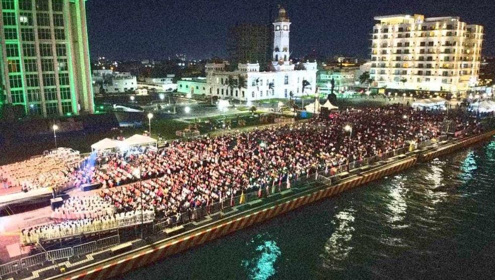 Veracruzanos apoyan a líder religioso señalado por delitos sexuales