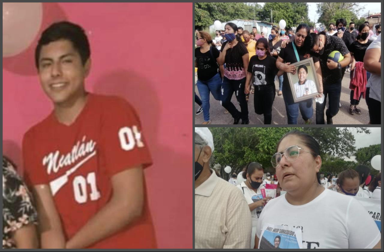 Madre de Ángel denuncia que asesino de su hijo fue liberado
