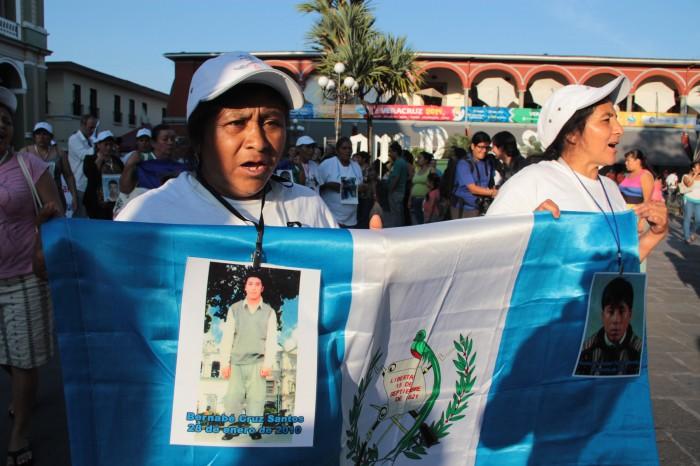 El 19 de noviembre llegará Caravana de Madres de Migrantes Desaparecidos a Amatlán