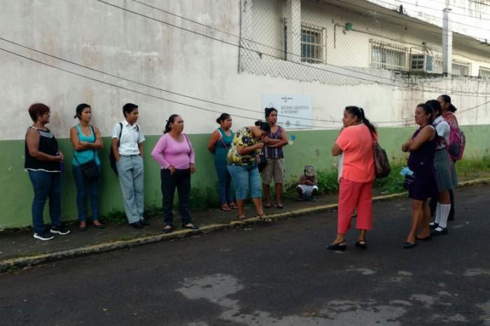 Exigen docente para escuela telesecundaria del puerto de Veracruz
