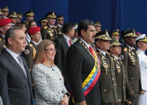 Detienen a seis presuntos involucrados en atentado a Maduro