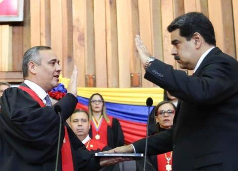 Menosprecian mandatarios toma de protesta de Maduro