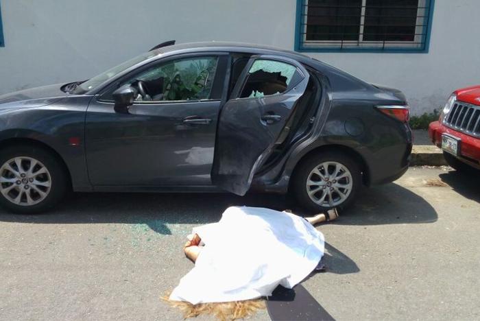 Matan a maestra de ocho disparos en el sur de Veracruz