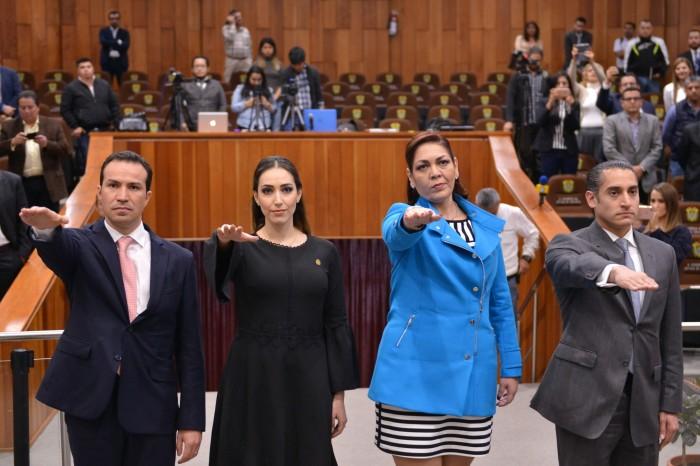 Con voto en contra de Morena, nombran a magistrados del Tribunal Anticorrupción