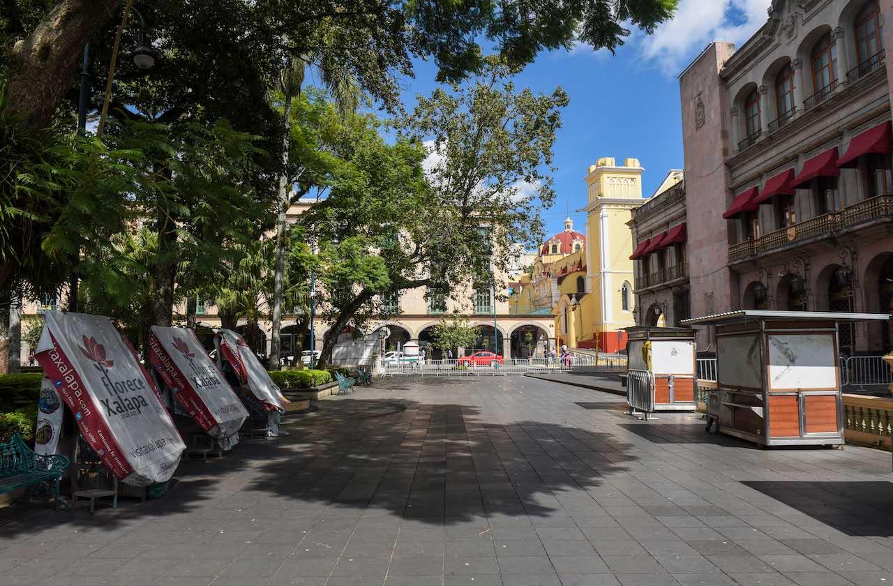 Mañana reabrirán Parque Juárez, con las siguientes medidas