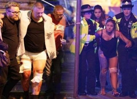 Mánchester: ISIS se atribuye atentado en concierto de Ariana Grande