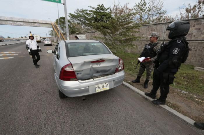 Reporteros no invadieron propiedad privada en zona de manglar