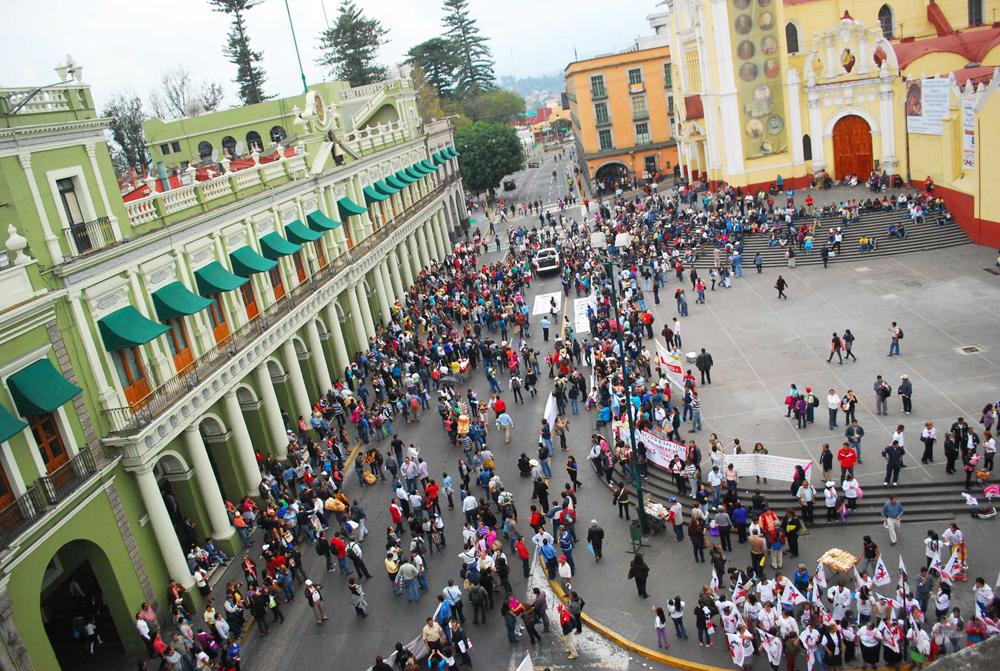 Manifestaciones no colapsarán los JCC, asegura Carlos Sosa