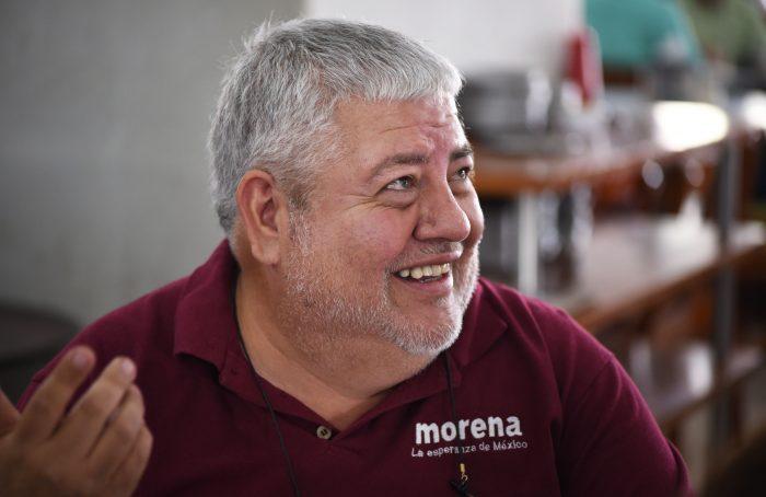 Un error que el PES deje la alianza con Morena y PT: Manuel Huerta