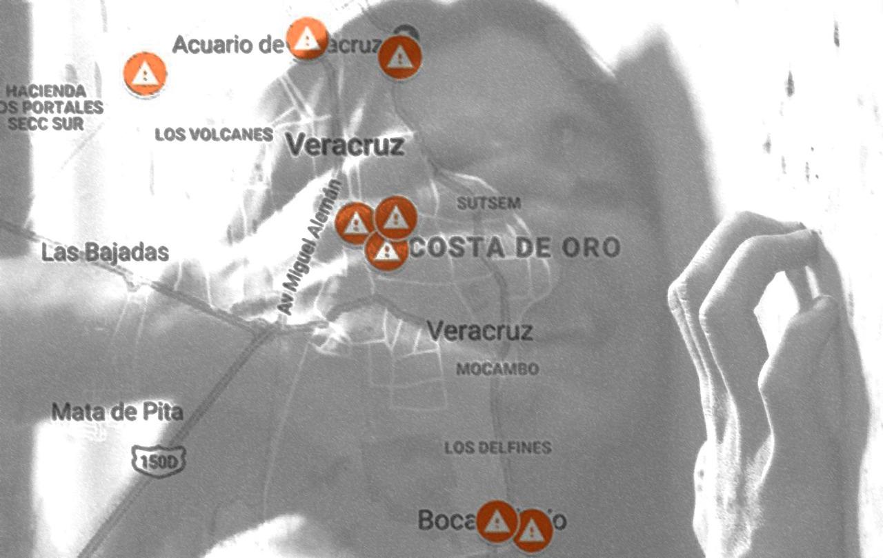 Conurbación Veracruz-Boca del Río, foco rojo de abuso sexual