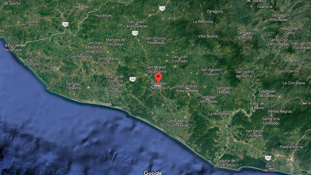 Van 59 réplicas del potente sismo en México