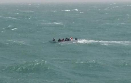 El mar, la otra ruta de riesgo para los migrantes
