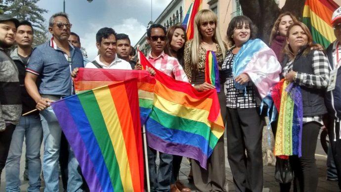Ningún candidato a gobernador atiende a la comunidad LGBTTTIQ