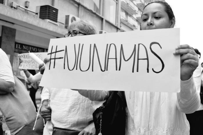 Mujeres convocan a nueva marcha por asesinatos y desapariciones