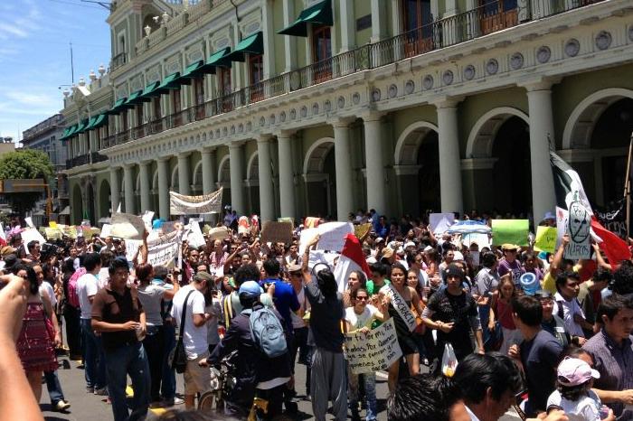 Las actividades para conmemorar el 2 de octubre en Xalapa
