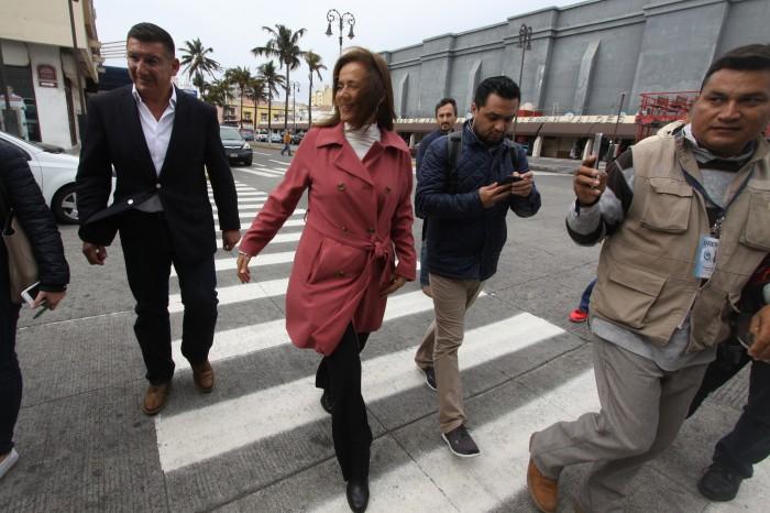 México requiere un gobierno que enfrente al crimen: Margarita Zavala