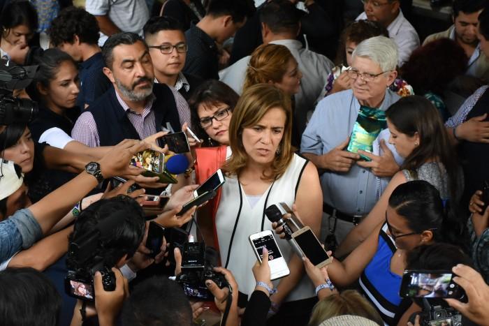 Indefinición en el PAN para elegir candidato molesta a Margarita Zavala