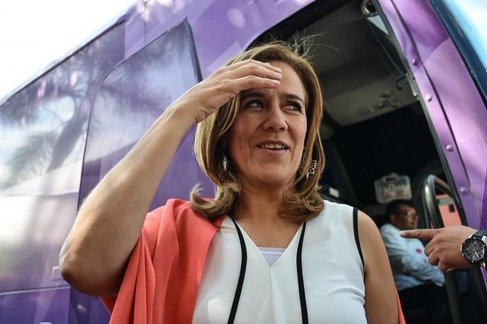 Imparcialidad y transparencia, pide Zavala rumbo a 2018