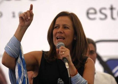 Soy el efecto de la división en el PAN: Margarita Zavala