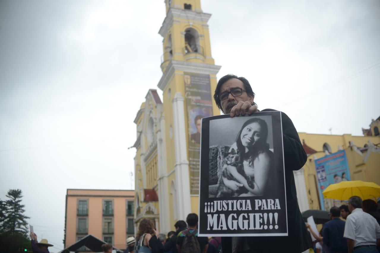 A Margarita un disparo en la cabeza le arrebató el sueño de ser maestra