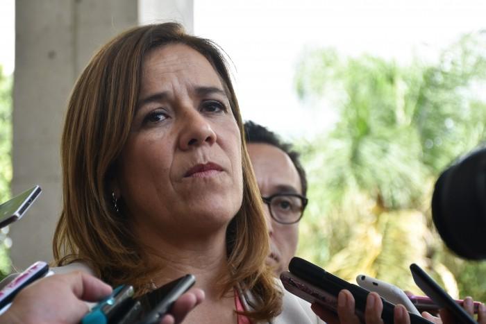 Margarita Zavala apoya a PAN en contra de la reforma al delito de aborto