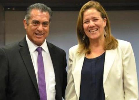 Los benefactores de Margarita Zavala y Jaime Rodríguez Calderón