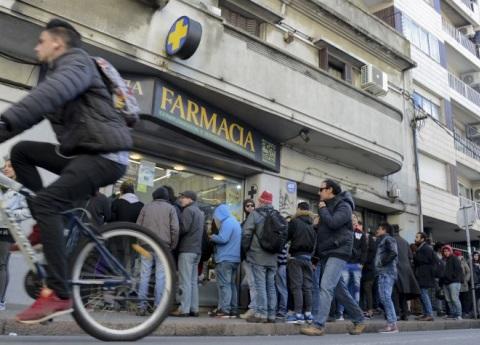 Se agota mariguana y sistema se cae en Uruguay