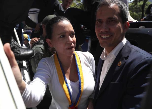 Oposición relaciona a Maduro con Cártel de Sinaloa