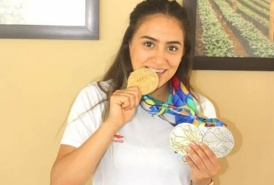 Adeuda IVD tres meses de beca a campeona centroamericana
