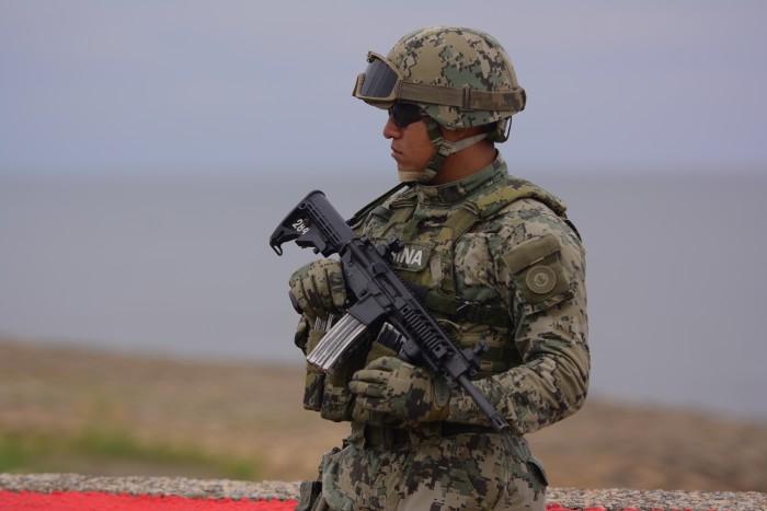 Marina debe ampliar convenio de seguridad en Veracruz: Pepe Yunes