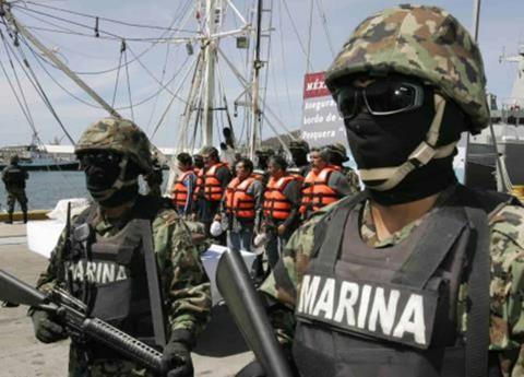 Solicitarán intervención de la marina en Martínez de la Torre