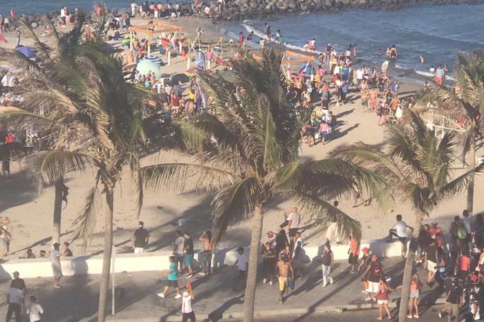 Veracruz: 14 ahogados y riñas en playas, el saldo de Semana Santa