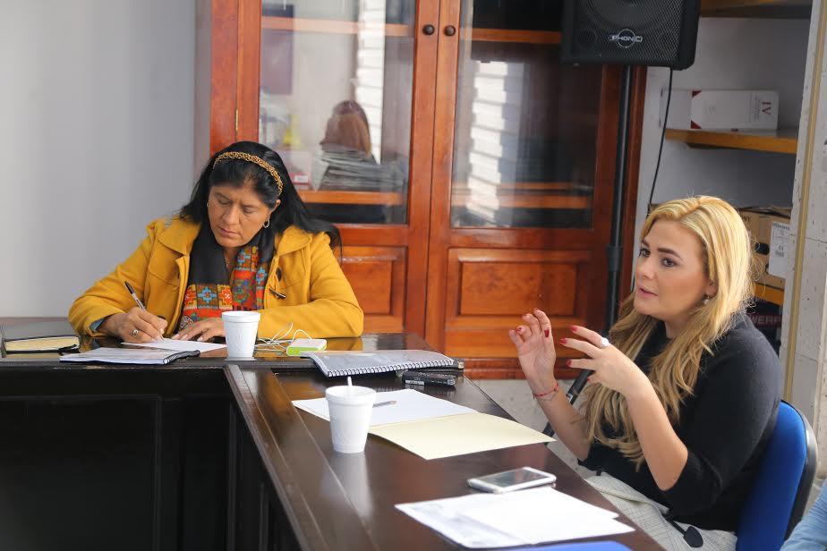 Comisión de la Verdad buscará mecanismos de colaboración para búsqueda de desaparecidos: Maryjose Gamboa