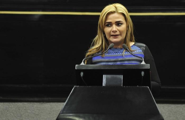 Maryjose Gamboa dice que no está peleada con Yunes Linares