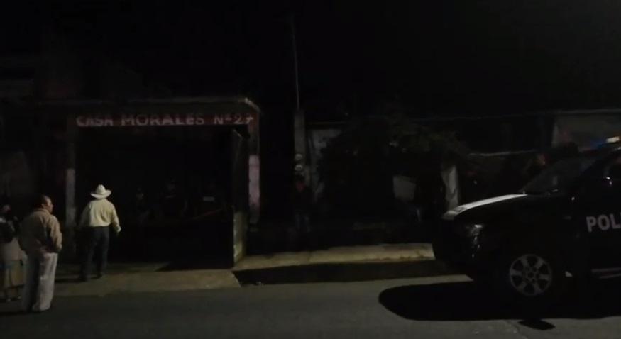 Masacran a tres en Atzacan, incluida una menor