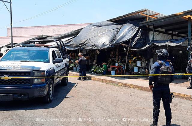 Matan a comerciante en el interior del mercado La Isla en Córdoba