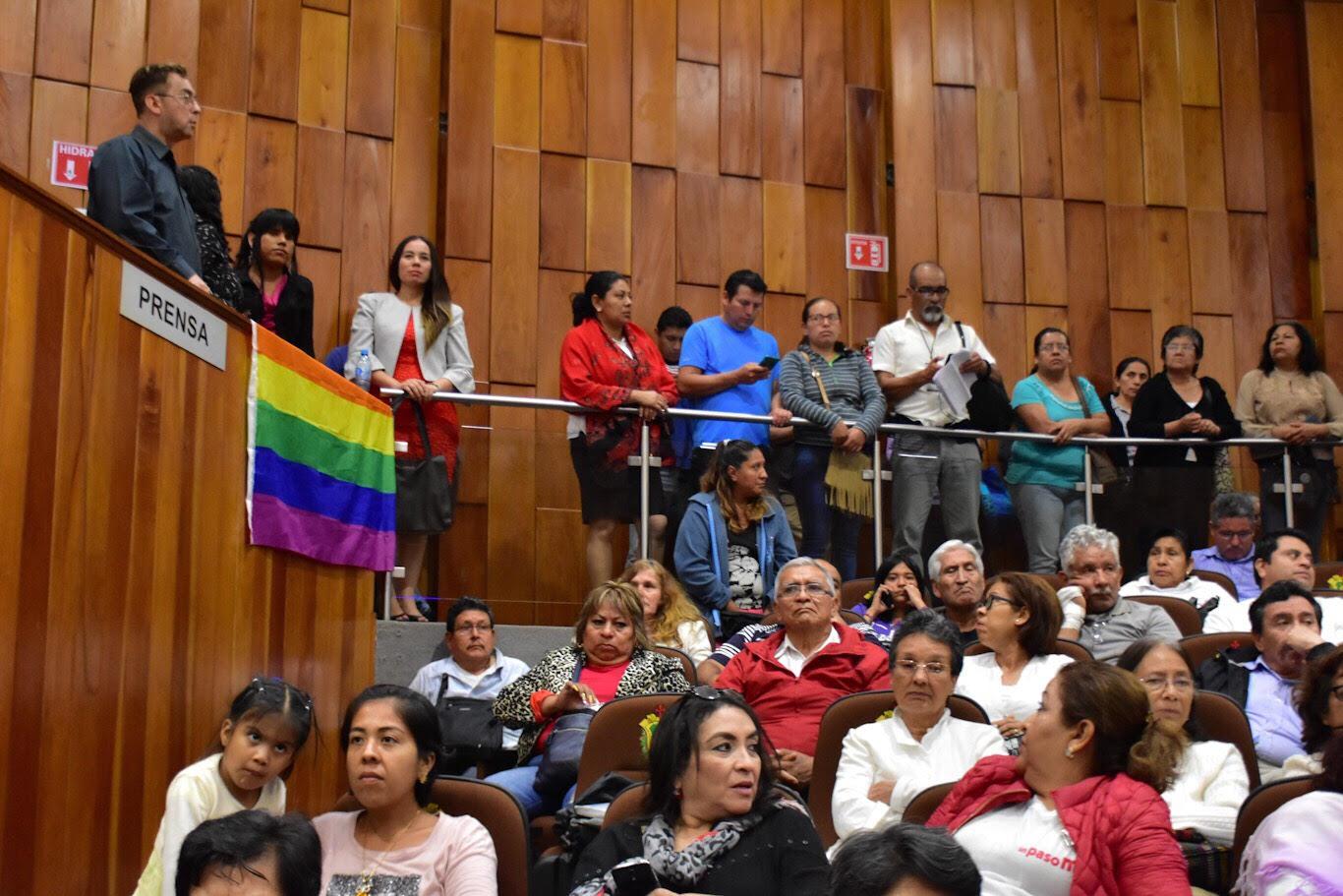 Iglesia se moviliza por temor de aprobación al matrimonio gay