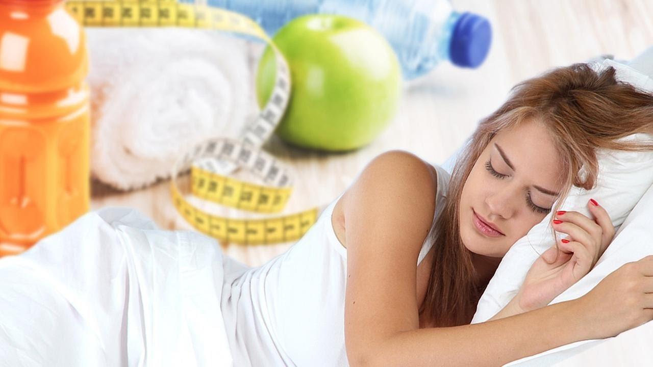 ¿Dormir para bajar peso? Esta quizá sea la dieta perfecta