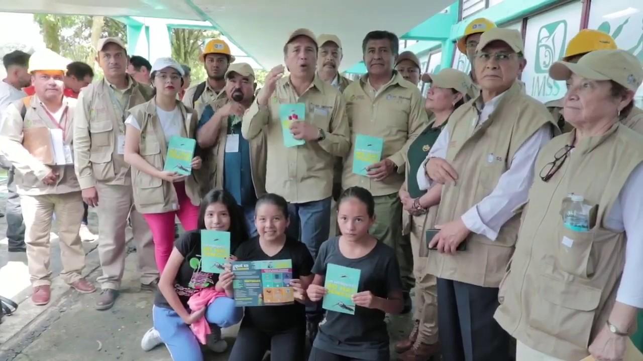 Cuitláhuac evita fumigar pese a crisis de dengue
