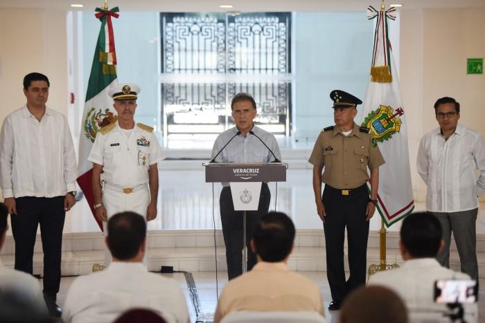 MAYL anuncia operativo contra inseguridad para cinco municipios