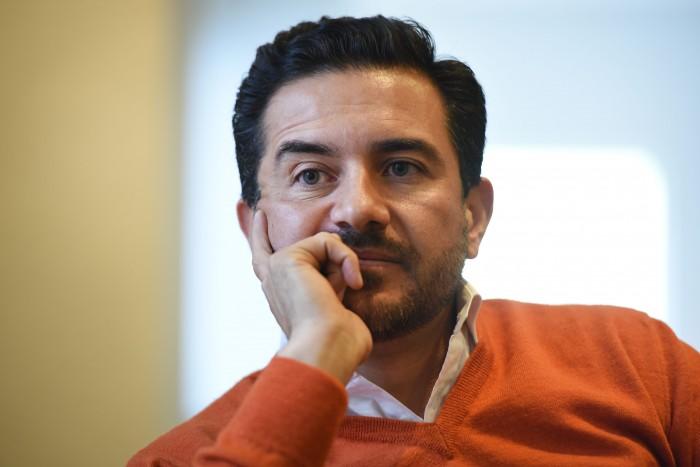 Yunes Márquez se registra como precandidato a la gubernatura por MC