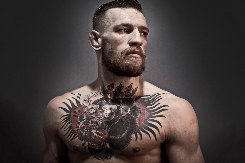 La emotiva historia del crecimiento de Conor McGregor