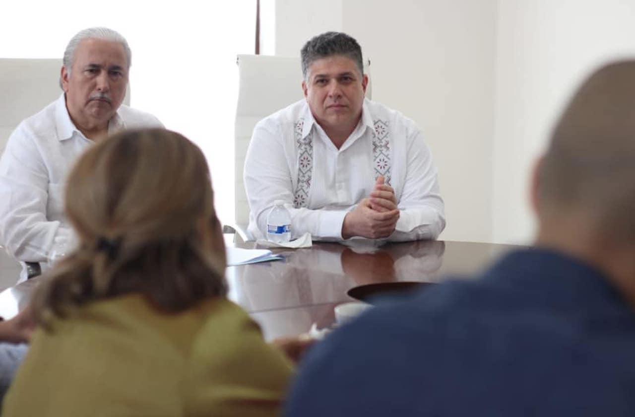 SSP y empresarios de Veracruz suman esfuerzos para garantizar seguridad