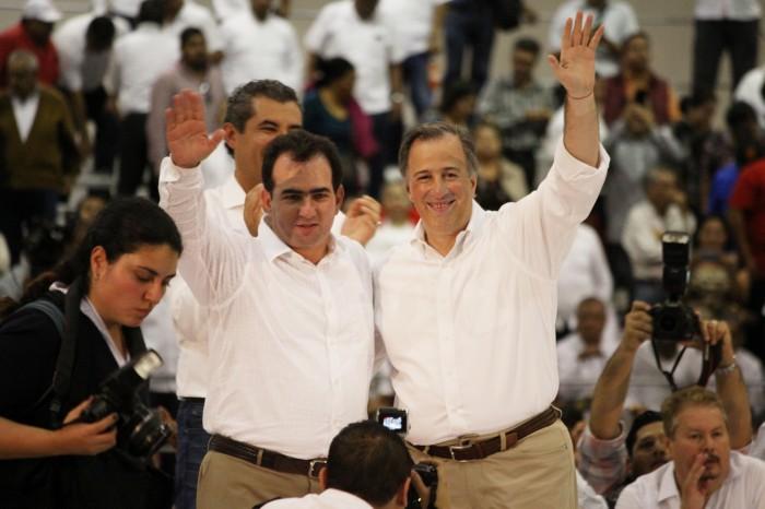 Meade promete recuperar la seguridad en Veracruz