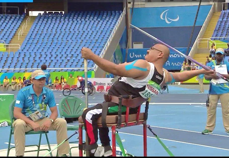 Paralímpicos: mexicano gana plata en jabalina; en dos días, van dos medallas