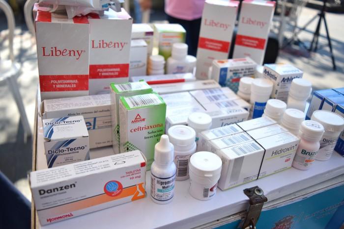 Reclaman a Yunes por desabasto de medicinas en Hospital Civil